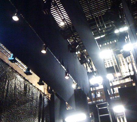 Stage Lighting Grid Eton College