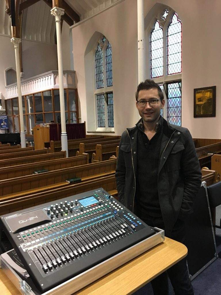 Church Install Sound Training