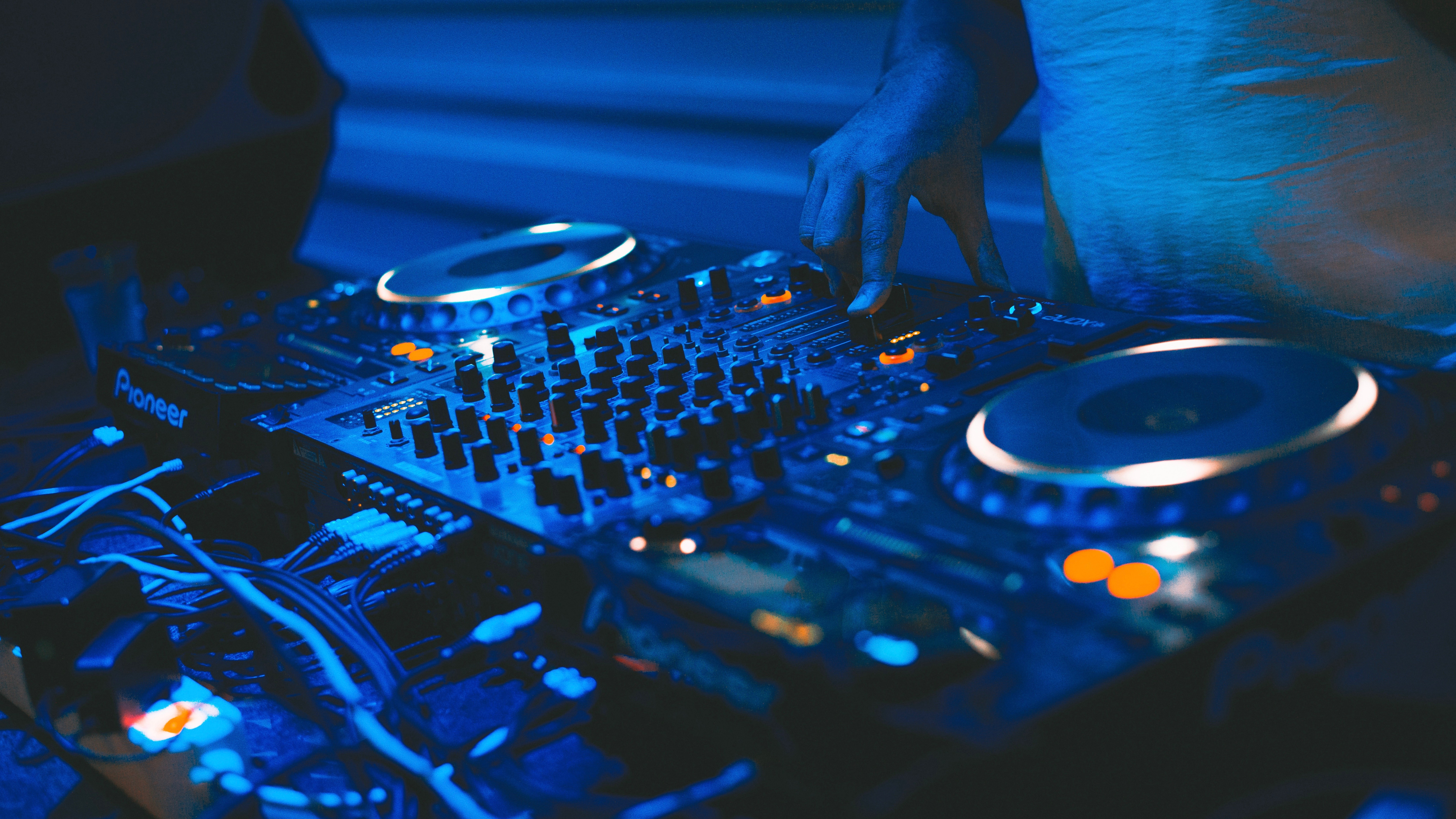 night club sound system